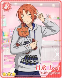 (Funky Bear) Leo Tsukinaga Bloomed