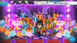 Rei Sakuma Birthday 2017 1k Stage