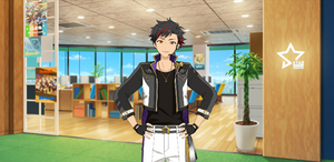 Tetora Nagumo ES RYUSEITAI Uniform Outfit
