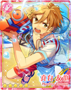 (Splash Attack) Tomoya Mashiro Bloomed