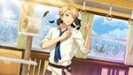 (Winter Spent with Cats) Arashi Narukami CG2