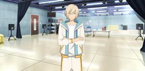 Eichi Tenshouin ES fine Practice Outfit