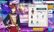 Natsume Sakasaki 4th CD Special Outfit