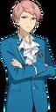 Shu Itsuki (Card) Full Render