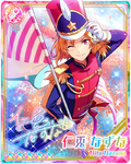 (Color Guard Leader) Nazuna Nito Rainbow Road Bloomed