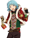 (Holy Santa) Hajime Shino Full Render Bloomed