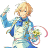 (Magnolia's Expectations) Eichi Tenshouin Full Render Bloomed