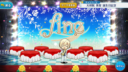 Eichi Tenshouin Birthday 2018 Stage