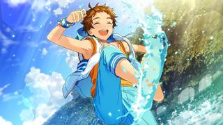 (Naive Summer's Sky) Mitsuru Tenma CG2