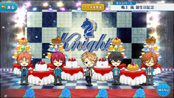 Arashi Narukami Birthday 2018 1k Stage