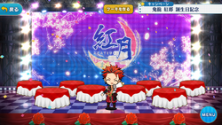 Kuro Kiryu Birthday 2018 Stage
