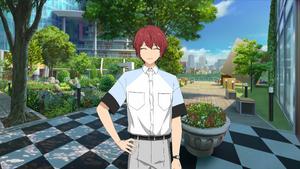Tsukasa Suou ES Casual (Spring-Summer) Outfit