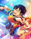(Guiding Trickstar) Hokuto Hidaka Frameless Bloomed
