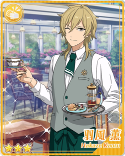(Herb Tea) Kaoru Hakaze Bloomed