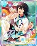 (King of Sweetness) Ritsu Sakuma Rainbow Road Bloomed