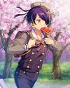 (Shy 1st Year) Shinobu Sengoku Frameless Bloomed