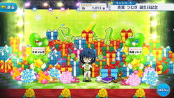 Tsumugi Aoba Birthday 2017 1k Stage