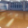 Dance Room (Sepia)