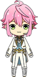 Tori Himemiya ES fine Uniform chibi