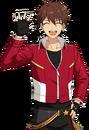 (Senpai Hero) Chiaki Morisawa Full Render Bloomed