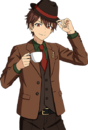 (Coffee) Chiaki Morisawa Full Render Bloomed