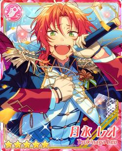 (Crown and Comrades) Leo Tsukinaga Bloomed