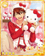 (Deep Red Friendship) Chiaki Morisawa Bloomed