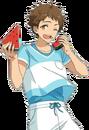 (Enjoying Summer) Mitsuru Tenma Full Render Bloomed