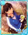 (Fluttering Cherry Blossoms) Hokuto Hidaka