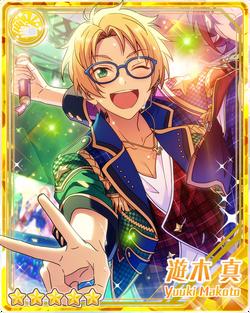 (Challenging Trickstar) Makoto Yuuki Bloomed