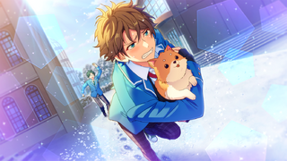 (Dog of the New Year) Midori Takamine CG