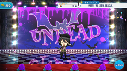Rei Sakuma Birthday 2017 Stage