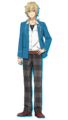Kaoru Hakaze Anime Profile