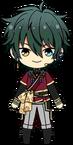 Mika Kagehira Tanabata chibi