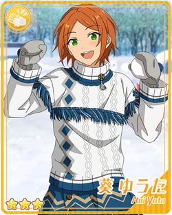 (Battle on the Snow) Yuta Aoi Bloomed
