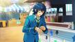 (Blue-Haired Onryo) Tsumugi Aoba CG