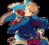 (Crown and Harmony) Arashi Narukami Full Render Bloomed