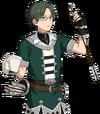(Green Arrow) Keito Hasumi Full Render