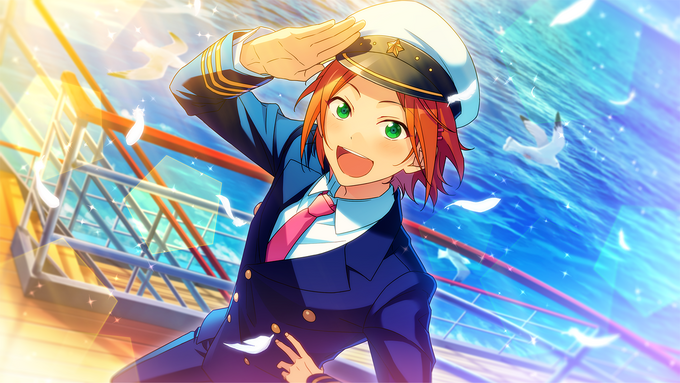 (Sailor of the Clear Sky) Hinata Aoi CG