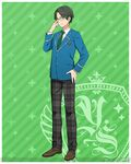 Keito Hasumi Dengeki full body
