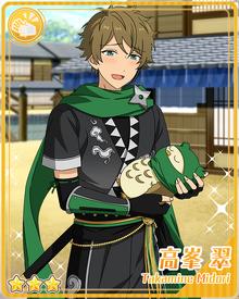 (Healing Ninja) Midori Takamine