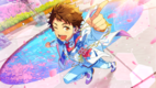 (Jumping Spring) Mitsuru Tenma CG2