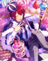 (King of Sweets) Tsukasa Suou Frameless Bloomed