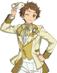 (Masks and Truth) Mitsuru Tenma Full Render Bloomed