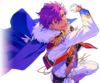 (Strong-Hearted Star) Adonis Otogari Full Render Bloomed