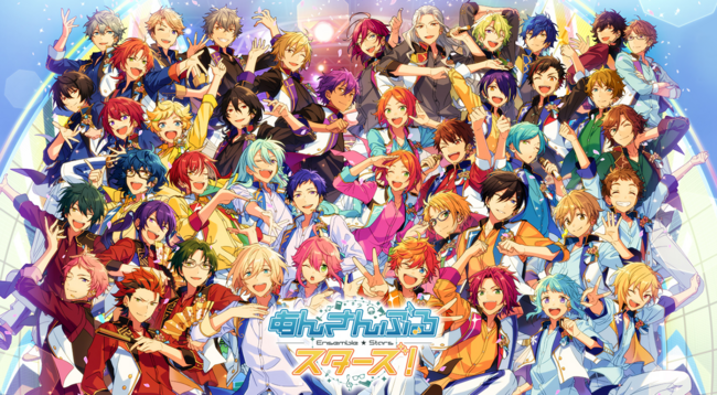 Ensemble Stars BG 3