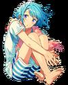 (Cherubic Eyes) Hajime Shino Full Render Bloomed