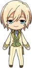 Eichi Tenshouin Afternoon Manor chibi