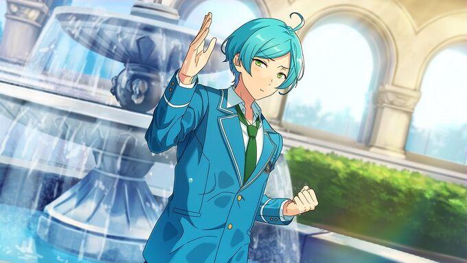 (Impatient Everyday) Kanata Shinkai CG