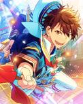 (Boarding Sailor) Chiaki Morisawa Frameless Bloomed